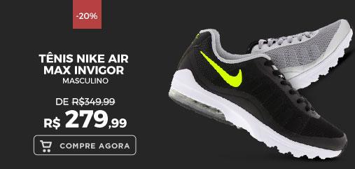 Tênis Nike Air Max Invigor