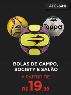 Bolas de Campo, Society e Salão