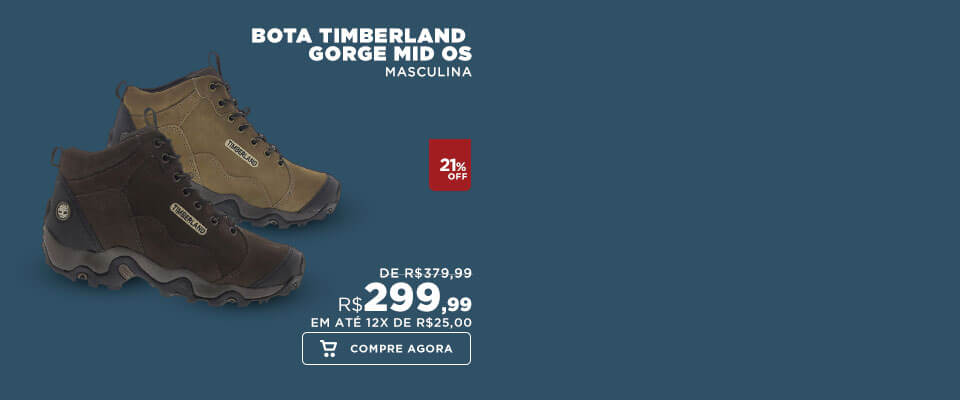 Timberland  Gorge Mid OS