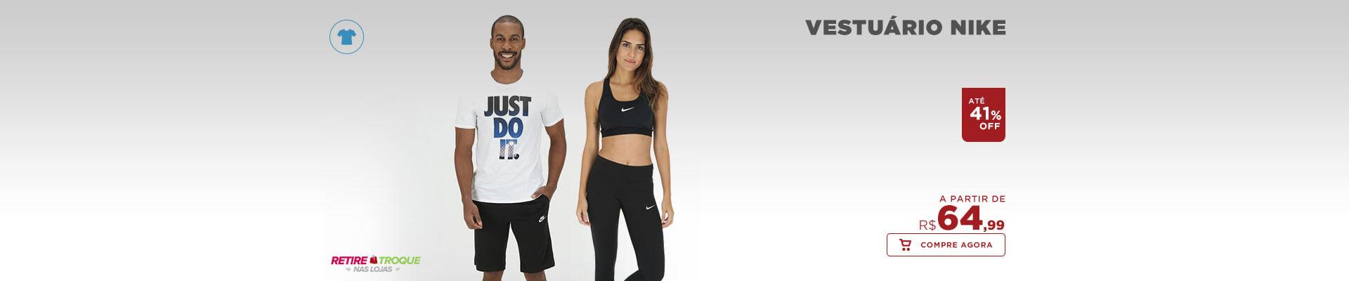 Vestuário Nike