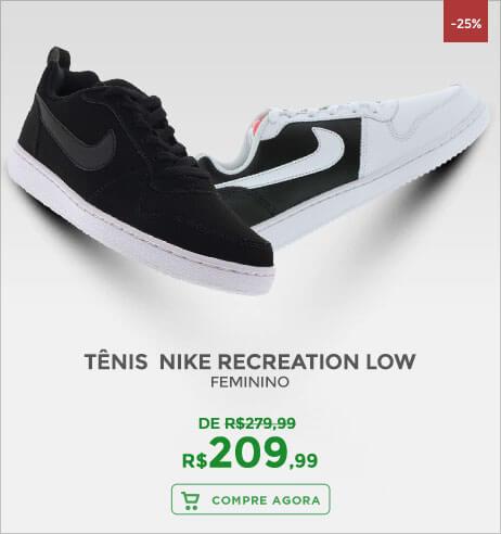 Nike Recreation Low