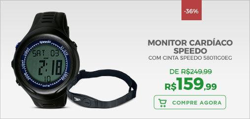 Monitor Cardíaco com Cinta Speedo 58011G0EG