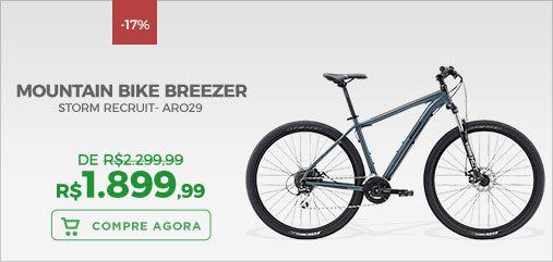 Mountain Bike Breezer Storm Recruit