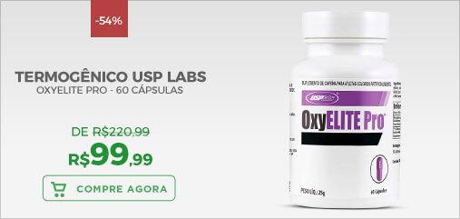 Termogênico USP Labs OxyElite Pro
