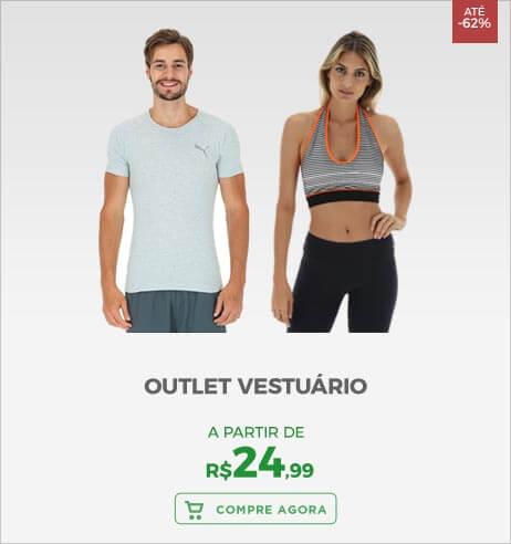 Outlet Vestuário