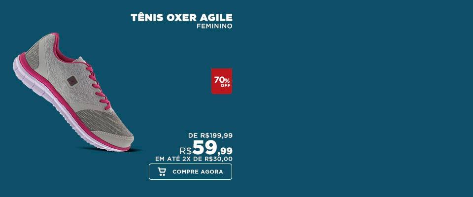 Tênis Oxer Agile