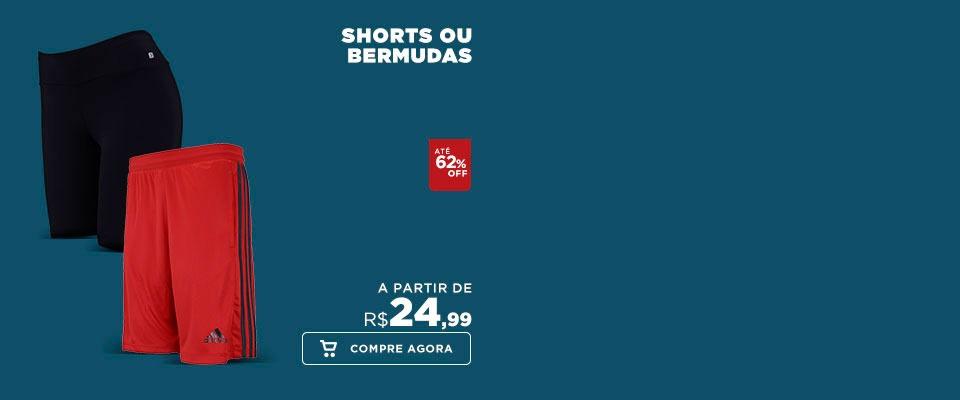 Shorts ou Bermudas