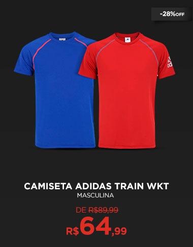 Camiseta adidas Train WKT