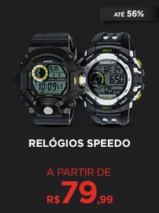 Relógios Speedo