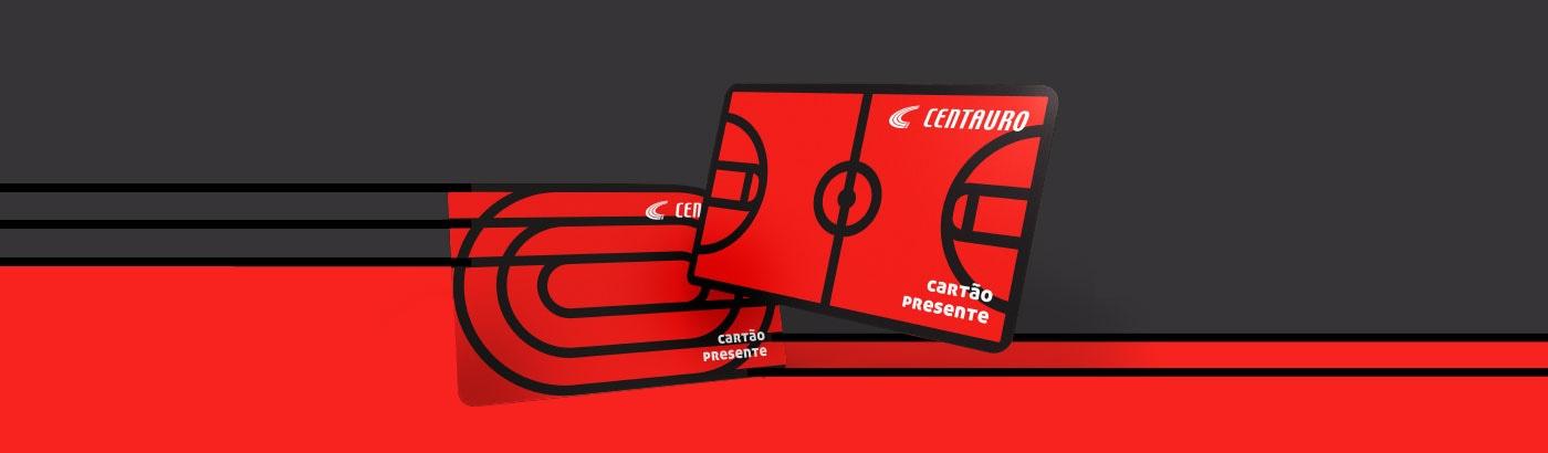 baf80cd03d2 Centauro - Cartão Presente  Cartão Vale Compras nas Lojas