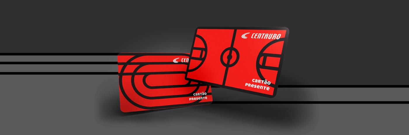 8e08196f1 Centauro - Cartão Presente: Cartão Vale Compras nas Lojas, Site ou App  Centauro