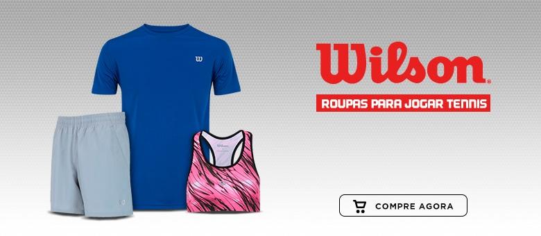 Roupas para jogar Tennis - Wilson