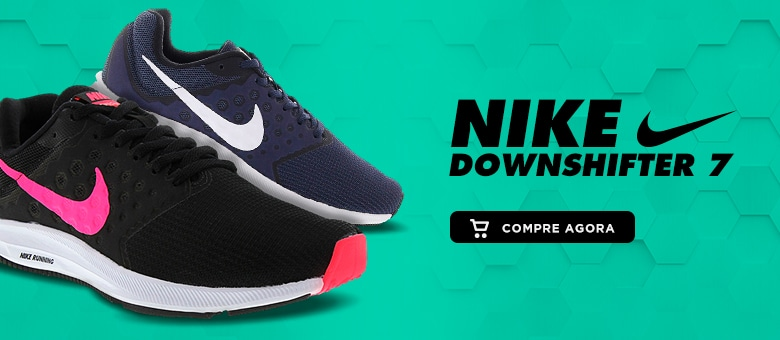 Tênis Nike Downshifter 7 - Masculino e Feminino