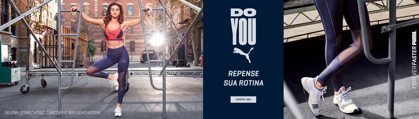 Puma - Roupas 71996229f42